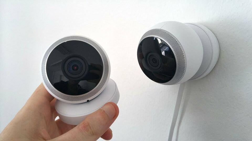 Bezprzewodowe kamery IP